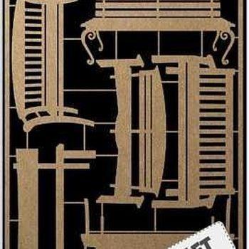 Paper Art Kraft - Benches