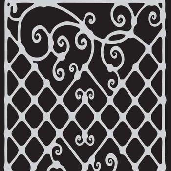 CraftEmotions - Mask stencil - sierhek