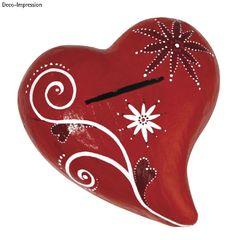 spaarpot hart