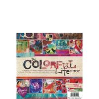 DCWV Colorful life 20