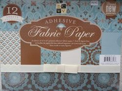 DCWV Fabric paper blue 30