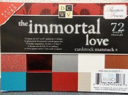 DCWV Immortal love 16
