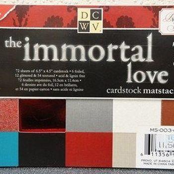 DCWV Immortal love 16