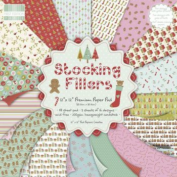 FE Stocking Fillers - paper pad 30