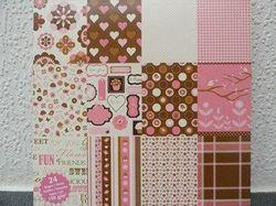 CU Sweet - paper pad 15