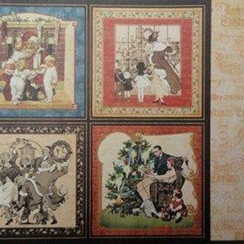 GR45 Christmas Emporium - Happy holidays