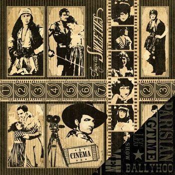 GR45 Curtain Call - The cinema
