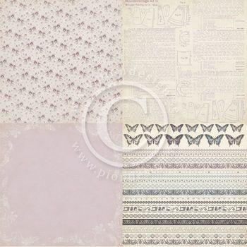 PD Alma's Sewing Room - Purple Wallpaper 4
