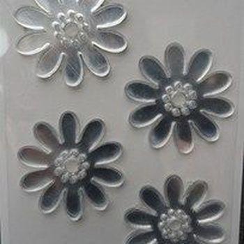 acrylspiegel bloem