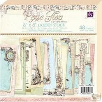 PM Pixie Glen - paper pad 843694