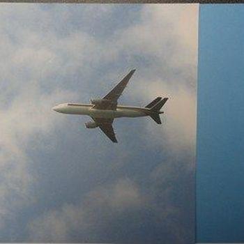 Rayher FES vliegtuig