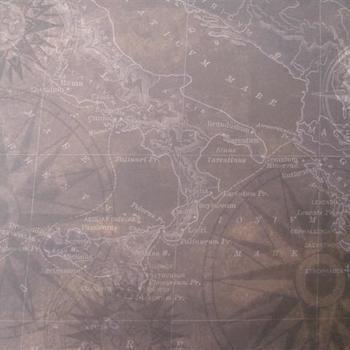 Rayher GR oude kaart