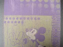 SL Disney Mickey purple