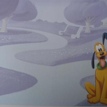 SL Disney Pluto