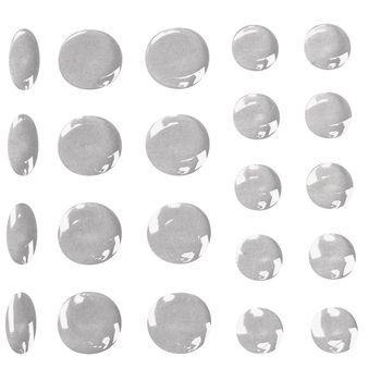 epoxy stickers rond