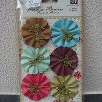 PM Flowers - Solid coordinates so cute