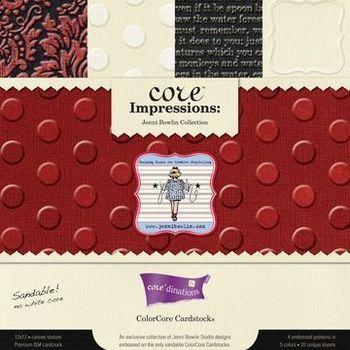 Core impressions Jenny Bowlin