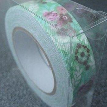 Fabric tape - Zomertuin