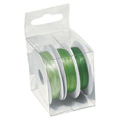 satijnlint - ass groen