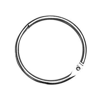 boekbinders-ringen metaal 19mm