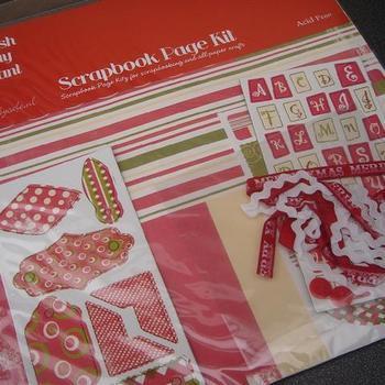 scrap kit Christmas