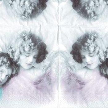 Sagen V - Colored angels (360)