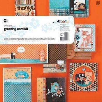 card kit Max & Whiskers