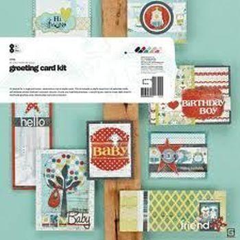 card kit Oliver