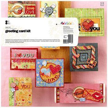 card kit Sugar rush
