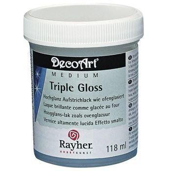 DecoArt - Triple gloss 118ml