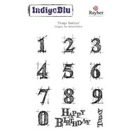 IndigoBlu - Design numbers A6