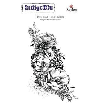 IndigoBlu - Rose blush A6