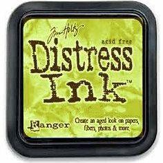 Distress ink pad - Shabby shutters