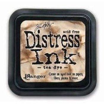 Distress ink pad - Tea Dye