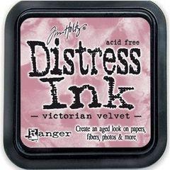 Distress ink pad - Victorian velvet