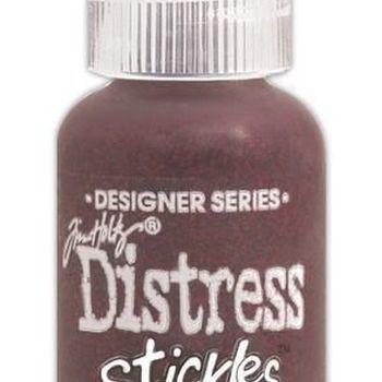 Distress stickles - Aged mahogany