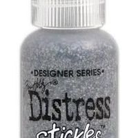 Distress stickles - Brushed pewter