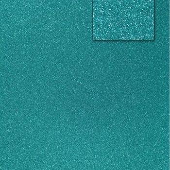 Glitter pruis blauw