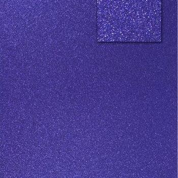 Glitter royal blauw