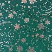 KF Swirl ijskristal groen/goud