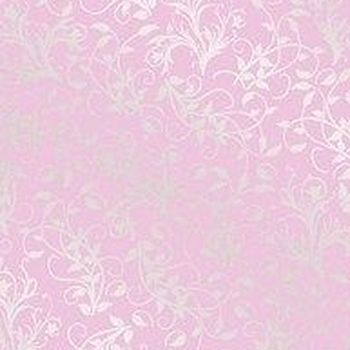 KF Trail.Leaves zilver/baby pink