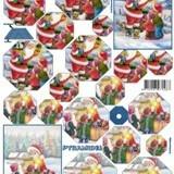 Le Suh - kerstman/kind