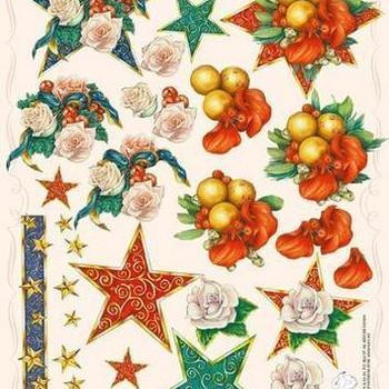 PI kerst sterren