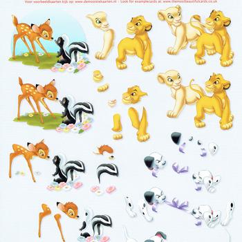 Studiolight - Disney - Animal friends 10