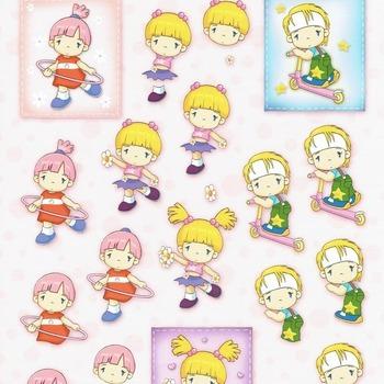 Pinkies 4 - knipvel