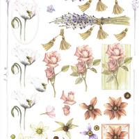 MD Mattie - flower vintage