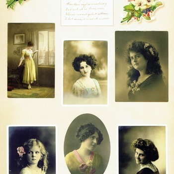 MD Nostalgia - young women