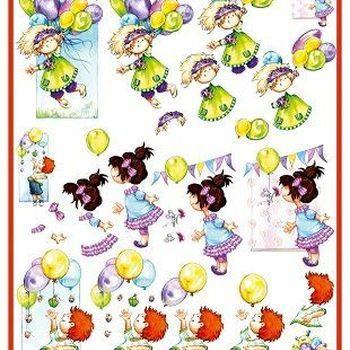 MD Snoesjes - Balloons & Birthdays