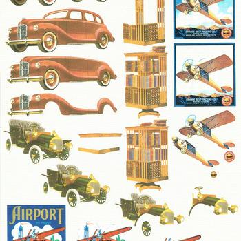 MD Vintage - voertuigen