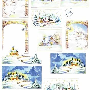 MD Tiny - wintervillage 2